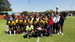 Tag Rugby Group